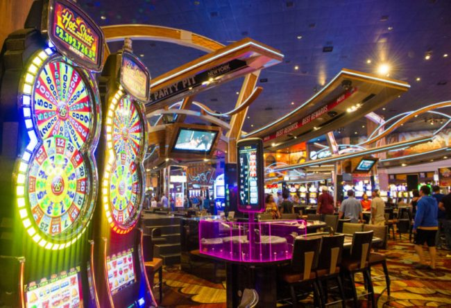 The Play Online Casino Slots
