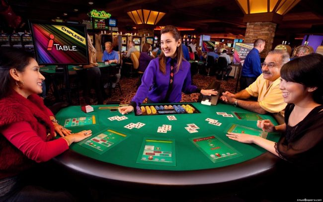 Who Requires To Know The Thriller Behind Casino?